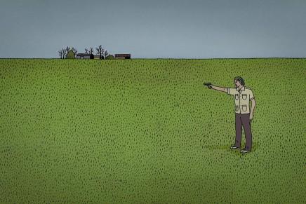 Dávid Velenczei | Wes Anderson's Violence