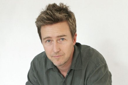 Locarno 68 // Excellence Award a Edward Norton