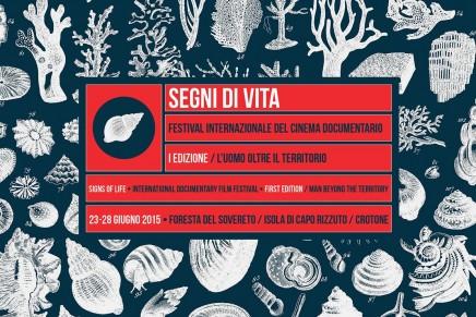 Isola di Capo Rizzuto // Segni di vita. Festival internazionale del cinema documentario (23-28 giugno 2015)