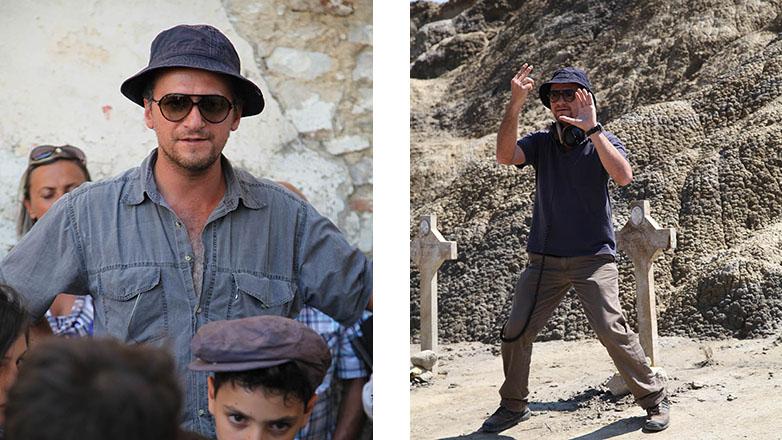 Antonello Faretta, ph. Giovanni Lancellotti / Noeltan Film Studio (www.montedorofilm.it)