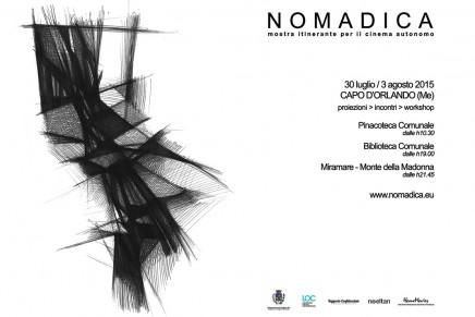 Capo d'Orlando (Me) // NOMADICA – Mostra itinerante per il cinema di ricerca (30 luglio – 3 agosto 2015)