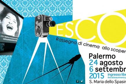 Palermo // ESCO. Rassegna di cinema allo scoperto | programma completo