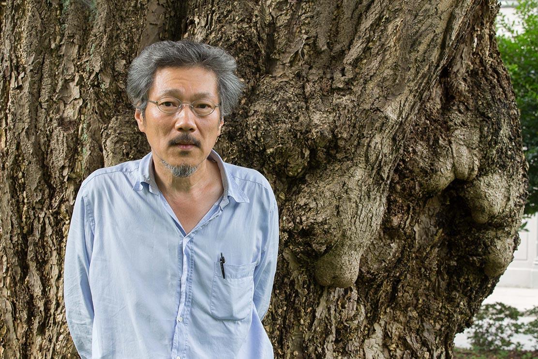 Hong Sangsoo © Festival del Film Locarno / Massimo Pedrazzini