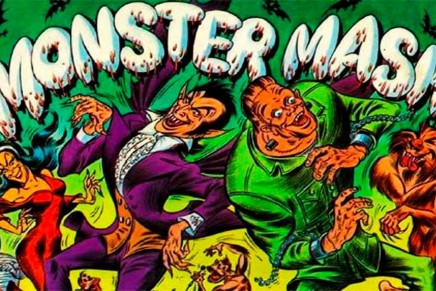 Monster Mash: l'allegra brigata di Halloween di Guido Manuli