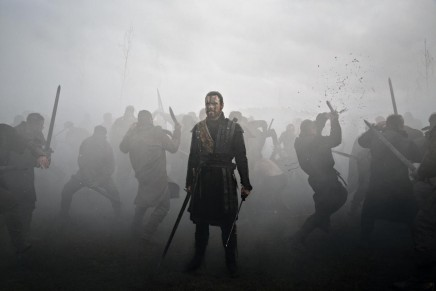 Macbeth > Justin Kurzel
