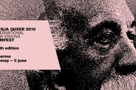 Palermo // Sicilia Queer 2016 – Iscrizione concorso Queer Short e concorso Nuove Visioni