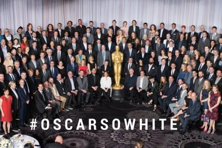 #OscarSoWhite e noi