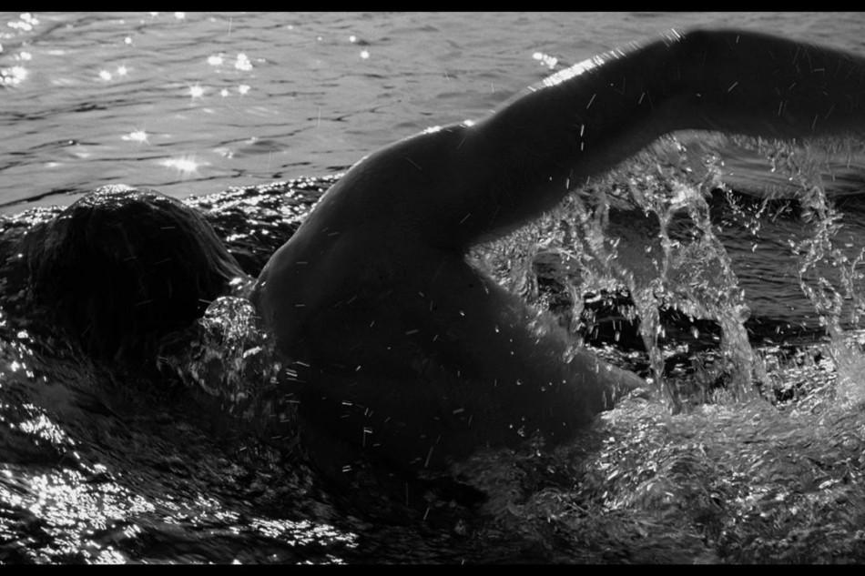 SWIMMER | dir. Lynne Ramsay (2012)