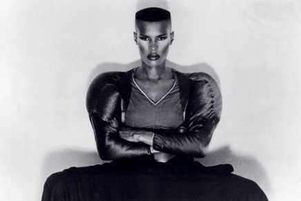 Grace Jones: Warm Leatherette