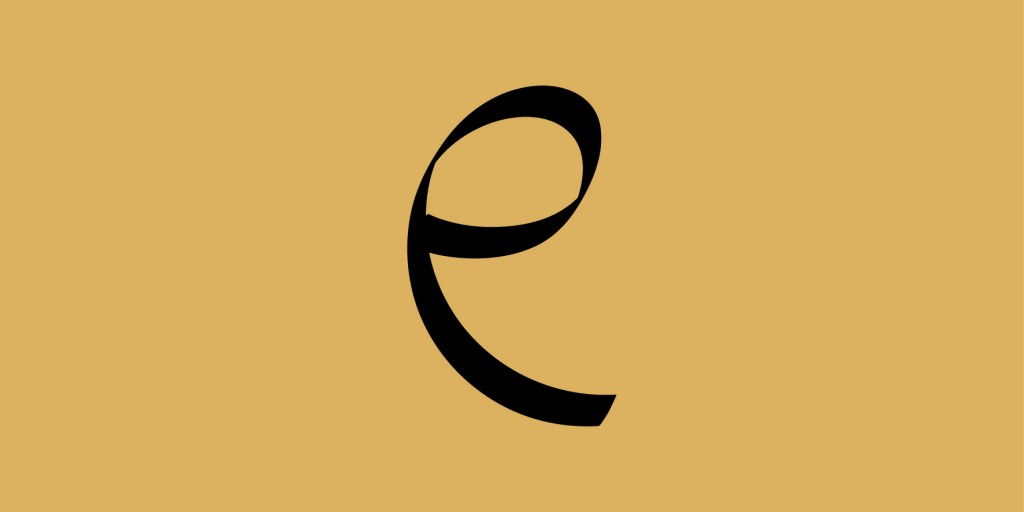 L'Alfabetiere - E