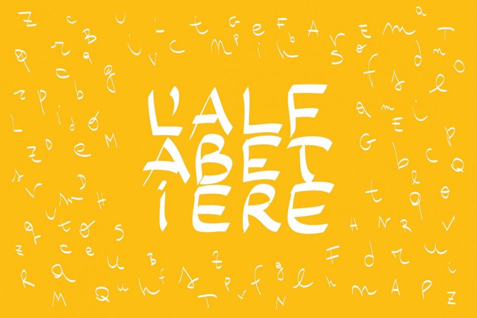 Alfabetiere - Copertina