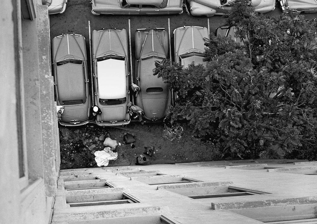 Suicidio, 16 giugno, centro © 2015 Los Angeles Police Museum
