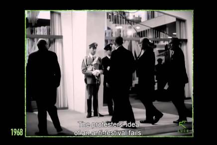 Intenzione – Risultato raggiunto = Mostra del Cinema di Venezia