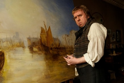 Mr. Turner > Mike Leigh