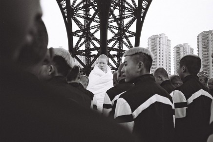 "Kim Chapiron | Behind the scenes from Jamie XX and Romain Gavras ""Gosh"""