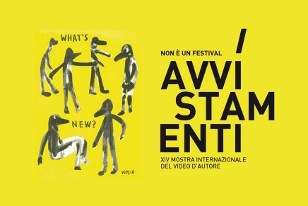 Bisceglie // AVVISTAMENTI. Mostra Internazionale del Video e del Cinema d'Autore (27-31 dicembre)