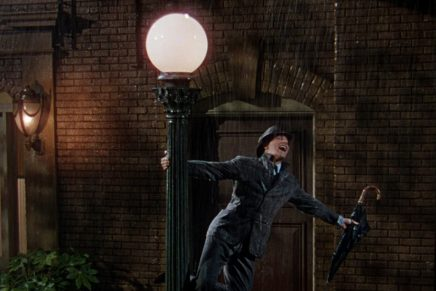 Singin' in the Rain > Stanley Donen e Gene Kelly