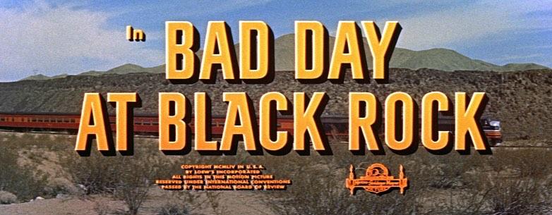 Image result for bad day at black rock
