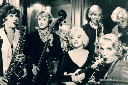 "Il conservatorio di ""Donna Cecilia"" in ""A qualcuno piace caldo"" di Billy Wilder"