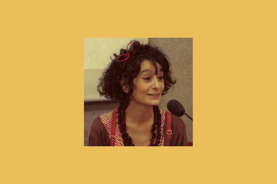 Intervista a Shirin Chehayed. fondatrice di «Bottega p'Artigiana» e direttore artistico de «La Fabbrica dell'Animazione»