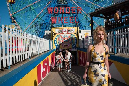 "I dannati dell'oceano. ""Wonder Wheel"" di Woody Allen"