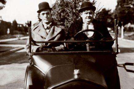 """L'invenzione della lentezza secondo Gabriele Gimmelli: """"Grandi Affari"""" di Laurel & Hardy"""