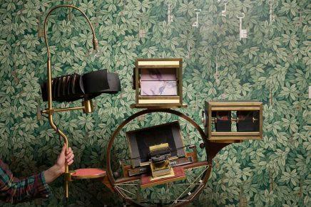 Bologna // Click Clack. Le installazioni cinetiche di Virgilio Villoresi (2.2-15.3.2018)