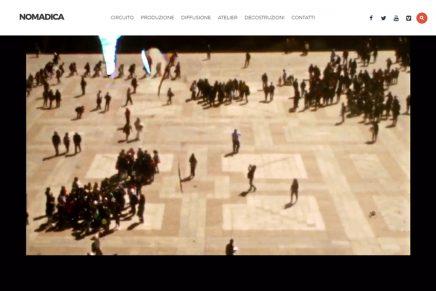 Un nuovo sito web per Nomadica