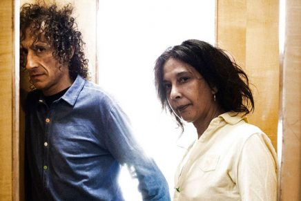 La tegola e il caso. Flavia Mastrella e Antonio Rezza su Rai3 (dal 4 al 15 giugno)