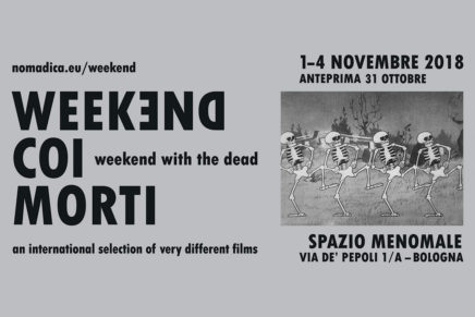 Weekend coi morti. Bologna 1-4 novembre 2018