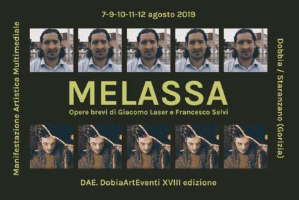Melassa. Opere brevi di Giacomo Laser e Francesco Selvi @ DAE 2019