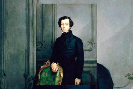 Il distanziamento sociale, il dispotismo e la democrazia: Alexis de Tocqueville [#frammenti]